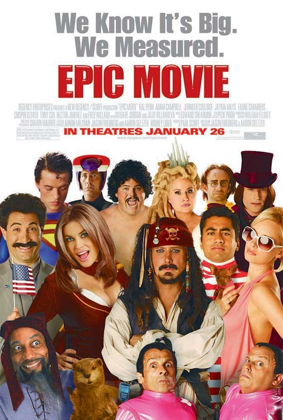 Epic Movie, 2007