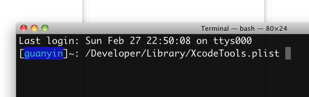 苹果系统下使用终端复制文件完整路径