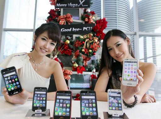 泛泰A710K手机